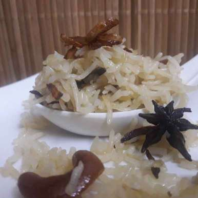MORINGA PULAO recipe in Tamil,தேங்காய் முருங்கை புலவ், இராஜபுஷ்பா