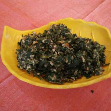 Photo of Ponnanganni Keerai fry by R.Anandi Anand at BetterButter