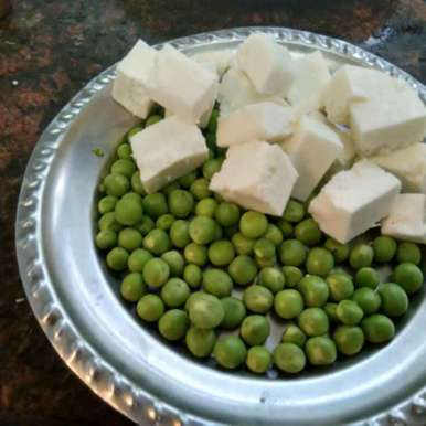 Photo of Easy Matar Paneer by R.Anandi Anand at BetterButter