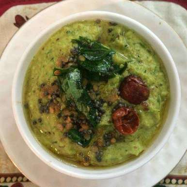 Photo of Ridge Gourd (turai) Thogayal by R.Anandi Anand at BetterButter