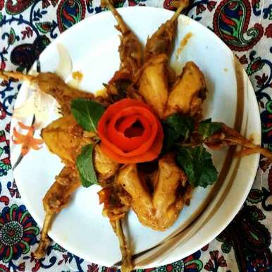 Photo of Hot and spicy kaadai (quail) masala by Rabia Hamnah at BetterButter