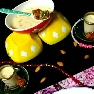 Photo of Halwa milk by Rabia Hamnah at BetterButter