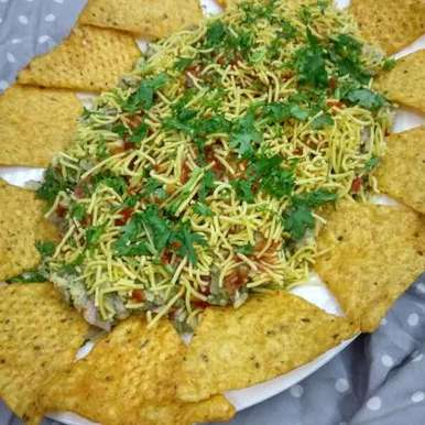 Nachos Indian Style, How to make Nachos Indian Style