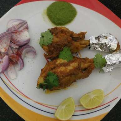 Photo of Chicken Tangdi by Rachana Bhatia at BetterButter