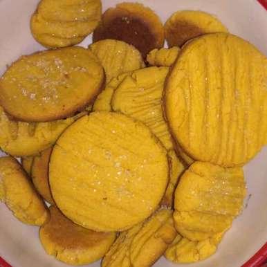 Photo of Custurd butter cookies by Rachell Revathi Samuel at BetterButter
