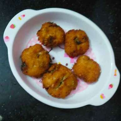 Photo of Coconut vada by Rachell Revathi Samuel at BetterButter