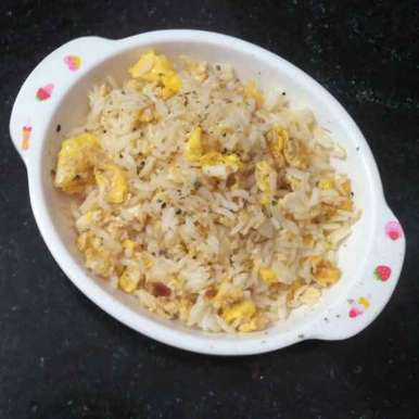 Photo of Egg rice by Rachell Revathi Samuel at BetterButter