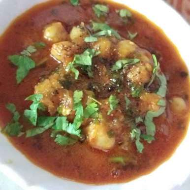 Photo of Gravy wale punjabi chhole by RACHNA SEHDEV at BetterButter