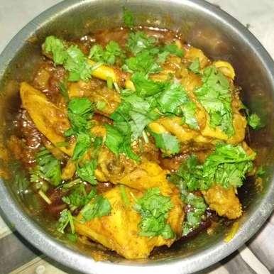 Photo of Chicken masala by RACHNA SEHDEV at BetterButter