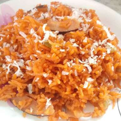 Photo of Jaggery Rice by RACHNA SEHDEV at BetterButter