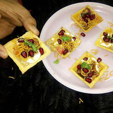 CANAPES CHAT, How to make CANAPES CHAT