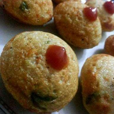 Photo of Rawa Appe by Radhika Chhabra at BetterButter
