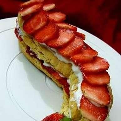 Strawberry Shortcake Snake