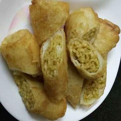 Photo of Spring rolls by Radhika Maheshwari at BetterButter