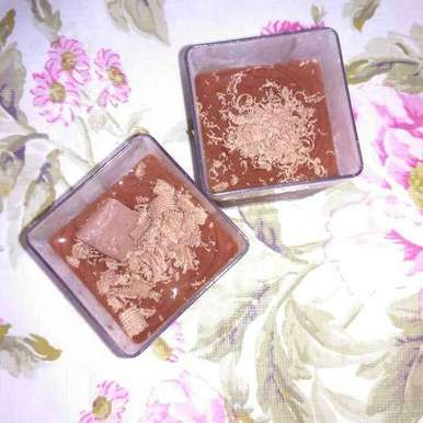 Photo of Chocolate mousse by Raihanathus Sahdhiyya at BetterButter