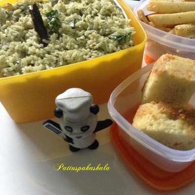 Photo of Mint Rice by Rajeshwari Puthalapattu at BetterButter
