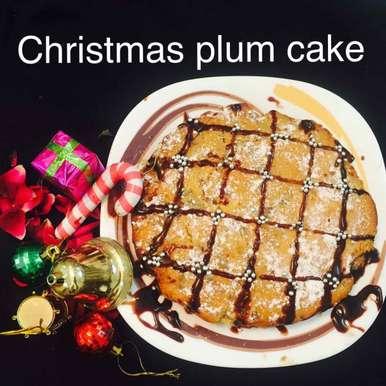Photo of Christmas plum cake by Rajni Bansal at BetterButter