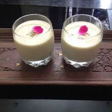 Photo of Oats Banana Smoothie by Rakhi Lakhan at BetterButter