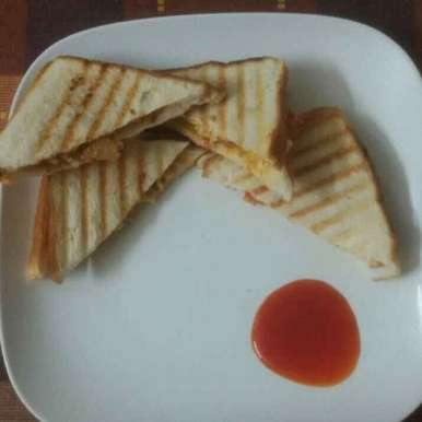 Photo of Egg Sandwich by Rakhi Lakhan at BetterButter