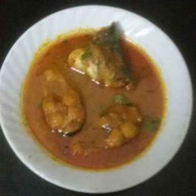 Photo of Fish Curry by Rakhi Lakhan at BetterButter