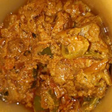 Photo of ALOO CAPSICUM  CURRY by Ram Ram at BetterButter