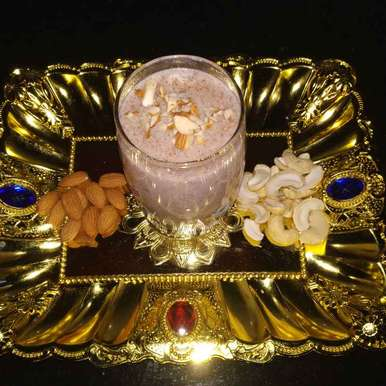 Photo of Ragi dry fruits punch by Ram Ram at BetterButter