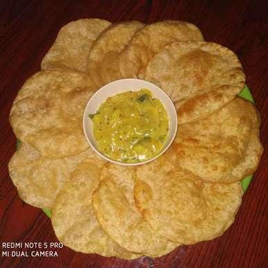 Puri, How to make Puri
