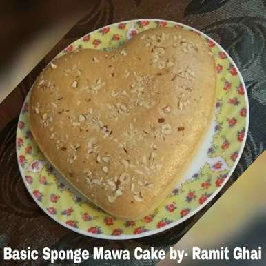 Photo of Mawa Cake by Ramit Ghai at BetterButter