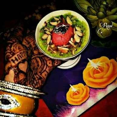 Photo of Rose Rasgulla in Lauki Rabdi  by Rani Soni at BetterButter