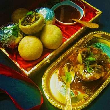 Photo of Lilva Kachori by Rani Soni at BetterButter