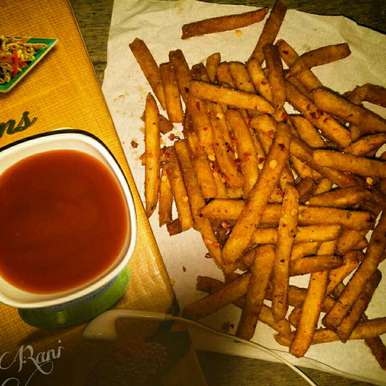 Photo of Chilli Flakes French Fries by Rani Soni at BetterButter