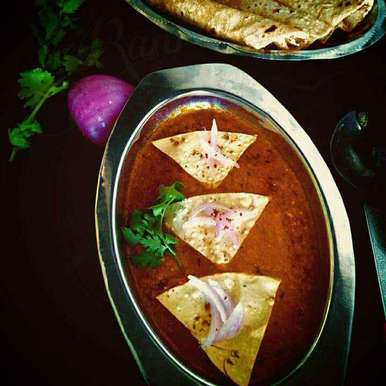 Photo of Papad Curry by Rani Soni at BetterButter