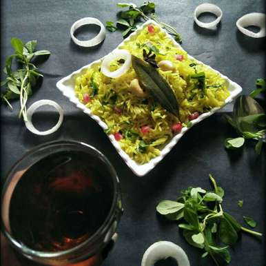 Photo of Methi Pulao by Rani Soni at BetterButter