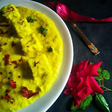 Photo of Shahi Saffron Paneer by Rani Soni at BetterButter
