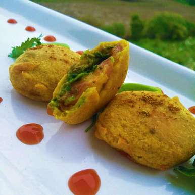 Photo of Tomato Pakoda by Rani Soni at BetterButter