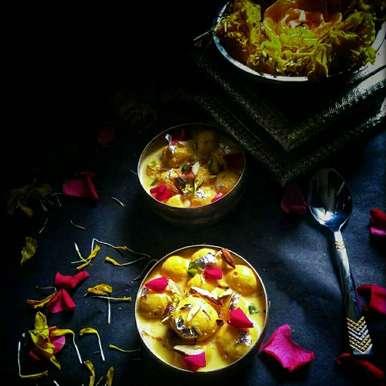 Photo of Angoori Rasmalai by Rani Soni at BetterButter