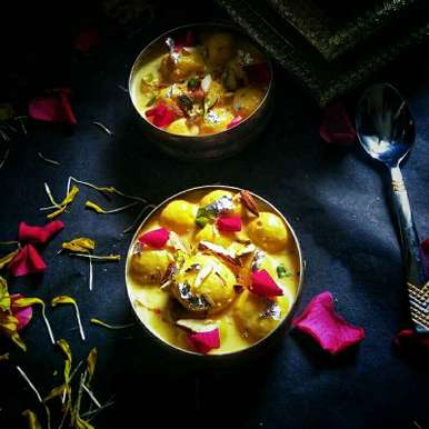 Photo of Angoori Rasmalai by Rani Soni at BetterButter