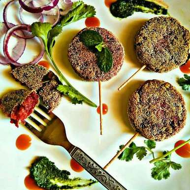 Photo of Beet cutlet by Rani Soni at BetterButter