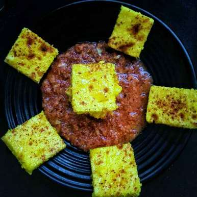 Photo of Live Dhokla by Rani Soni at BetterButter