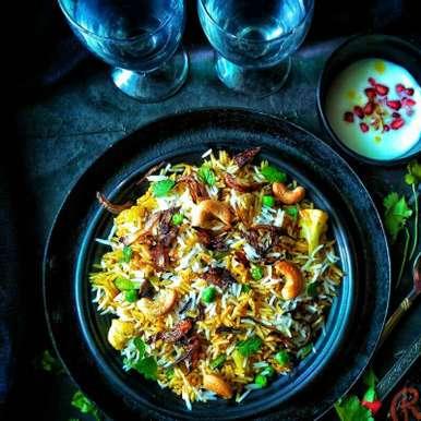 Photo of Veg Biryani by Rani Soni at BetterButter