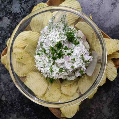 Photo of Yogurt dill dip by rashi jain at BetterButter