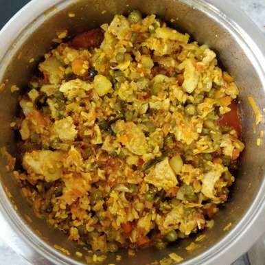 Mixed curry, How to make Mixed curry