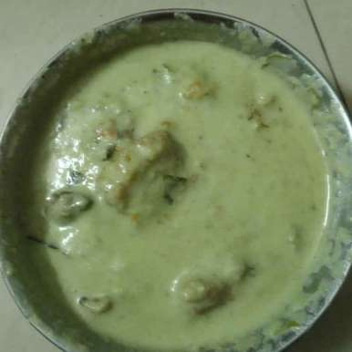 Photo of Moong dal malai Kopta curry by Rashmi Dash at BetterButter