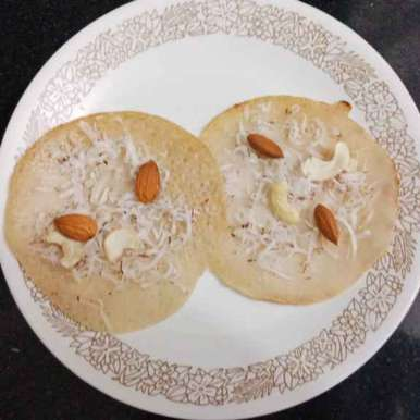 Photo of Coconut rice pancake by Rash amol at BetterButter