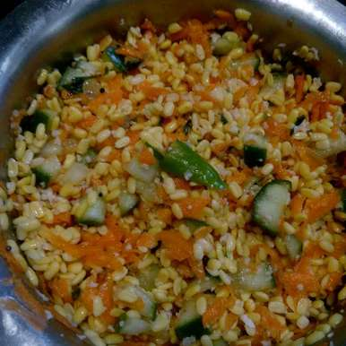 Photo of Green gram salad by Rashmi SudhiMurthy at BetterButter