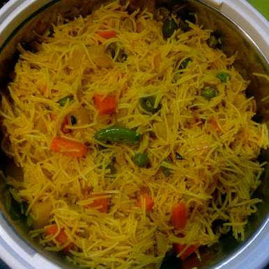 Photo of Vermicelli pulao by Rashmi SudhiMurthy at BetterButter