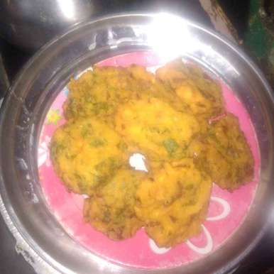 Photo of Spinach vada by Ravikumari Ardhani at BetterButter