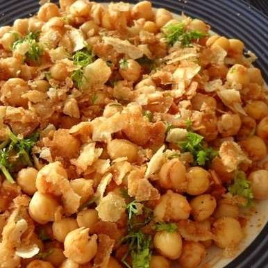 Photo of Chana chaat by Razia Sherief at BetterButter