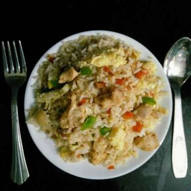 Photo of Chiken fried rice by Reena Andavarapu at BetterButter