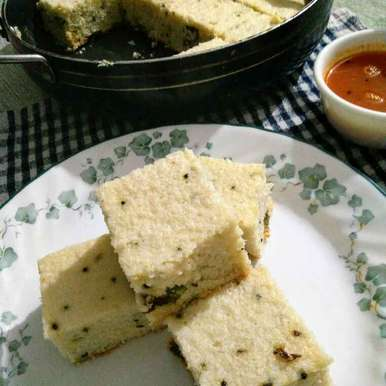 Photo of Spiced Steam idli cake by Reena Andavarapu at BetterButter